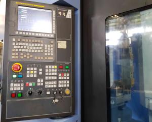 New machining center DOOSAN installed