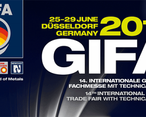 Colosio Srl will partecipate to GIFA in Düsseldorf, Germany